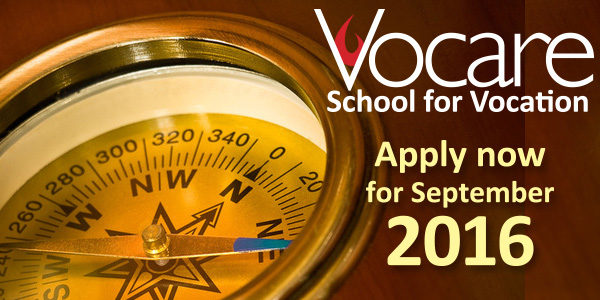 Now accepting applications for Vocare 2016