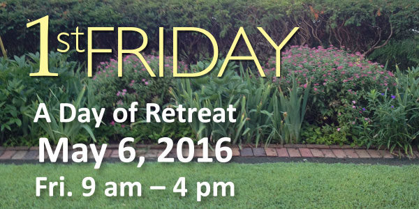 Join us for 1st Friday, May 6
