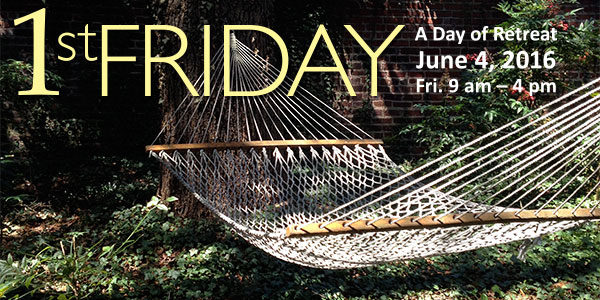 Join us for 1st Friday, June 4