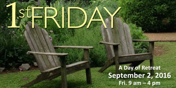 Join us for 1st Friday, Sept. 2