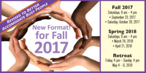 New Format for Koinonia School! Next seminar is Saturday, October 28, 9 am-4pm
