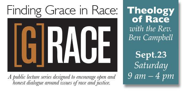 Theology of Race, with Rev. Ben Campbell — Koinonina Opening Seminar