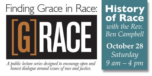 History of Race, with Rev. Ben Campbell — 2nd Koinonina Seminar