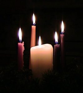 Christmas Community Worship with Eucharist at 5:30 pm