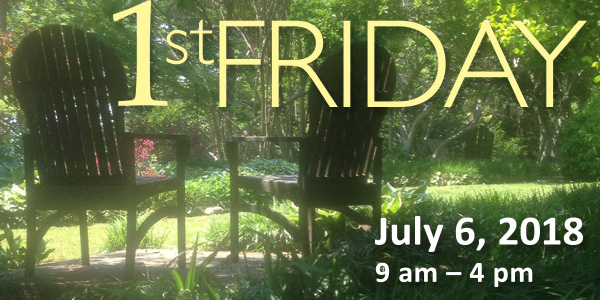 Peaceful retreat, quiet contemplation, a 1st Friday Retreat.